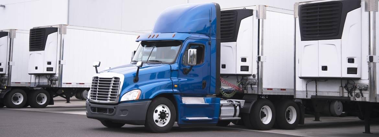Camion Réfrigéré - Courtier en transport