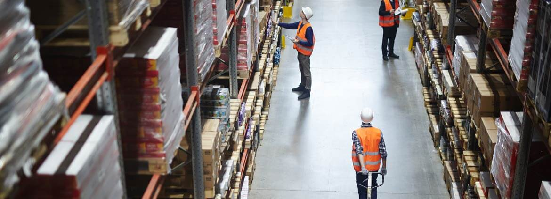 Entreposage et distribution |Canada • États-UnisEntreposage et distribution |Canada • États-Unis