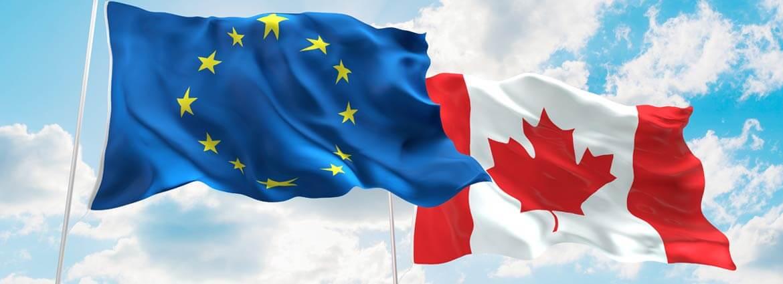 Transport entre Canada et l'Union Européenne