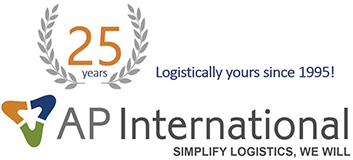 AP International Logo
