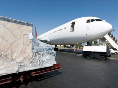 Air freight - Canada and Europe