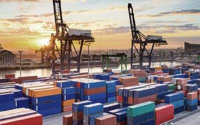 shipping intermodal USA Canada