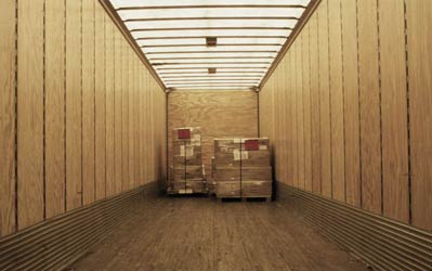 smaller freight that is too small to fill an entire truck Canada and Brazil