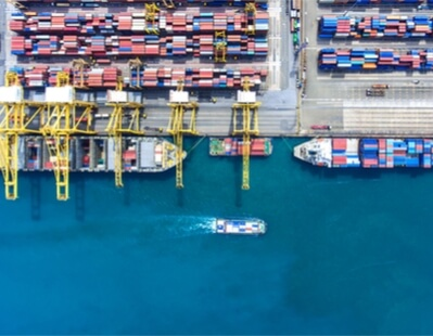 import your goods from Europe to Canada by ocean