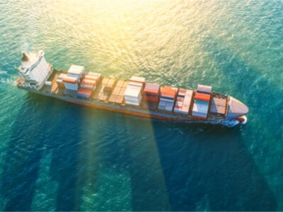 Ocean freight - Canada and Trans-Pacific - Australia, Japan, Mexico, Singapore, etc.
