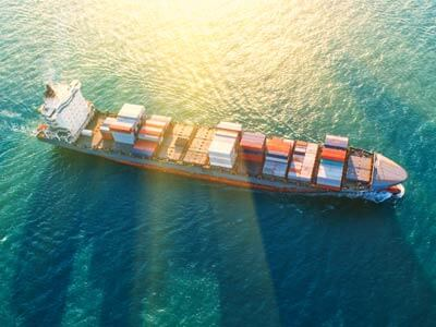 Ocean freight Canada and Brazil